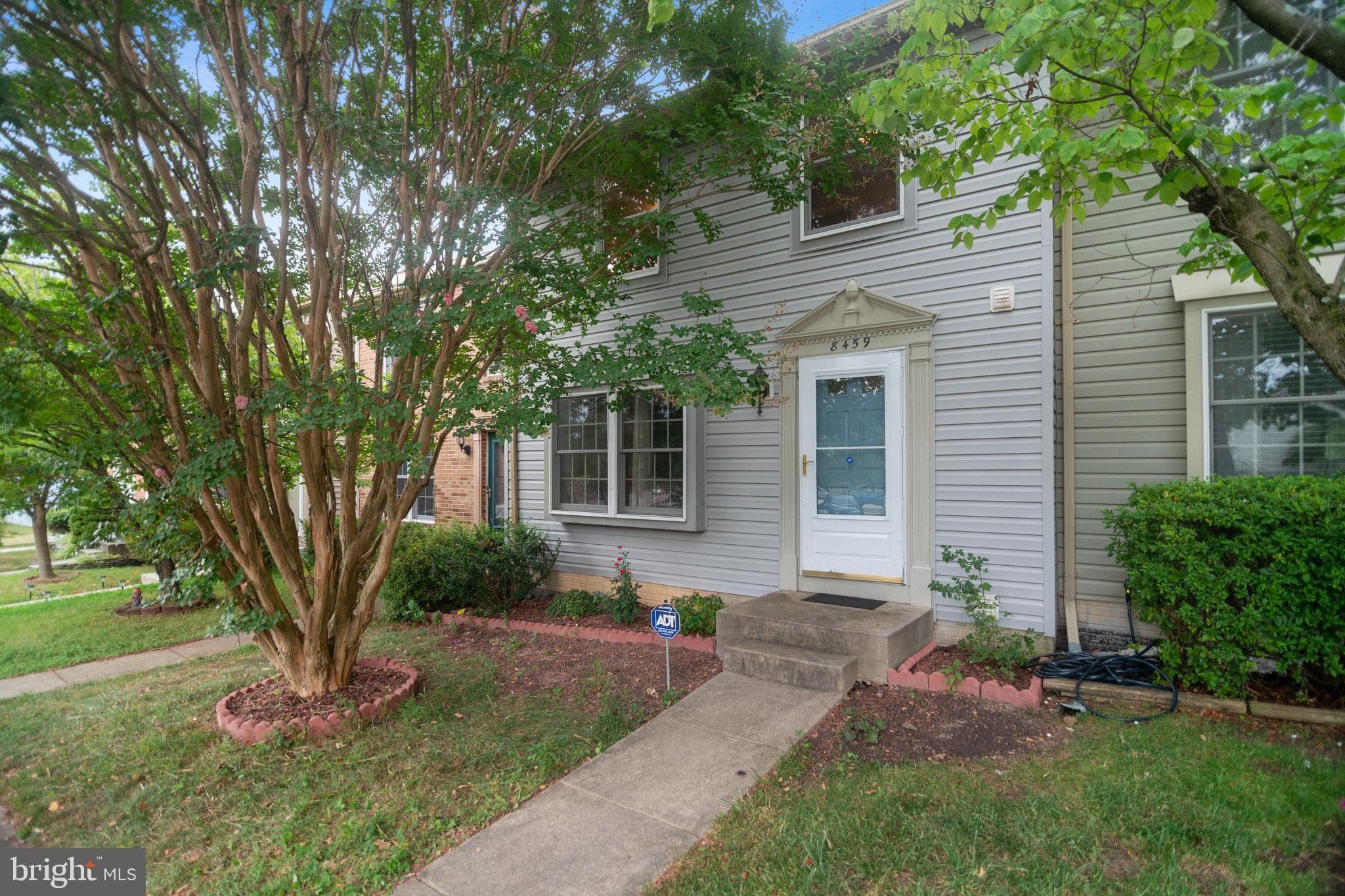 Well maintained and updated 3BR/3.5 Bath townhouse. hardwood floor main level, sliding door to deck. Large rec room in basement with sliding door to the patio and to the fenced back yard.