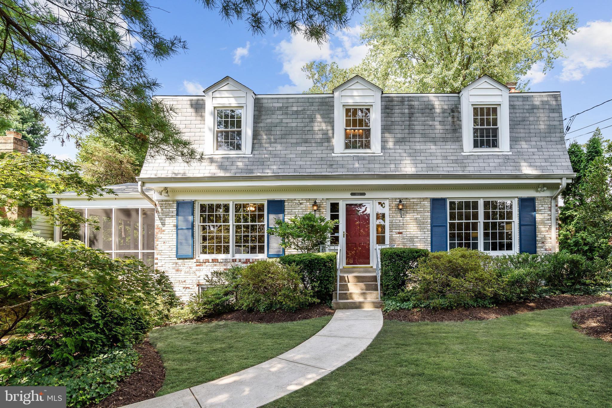1103 DALE DRIVE, SILVER SPRING, MD 20910