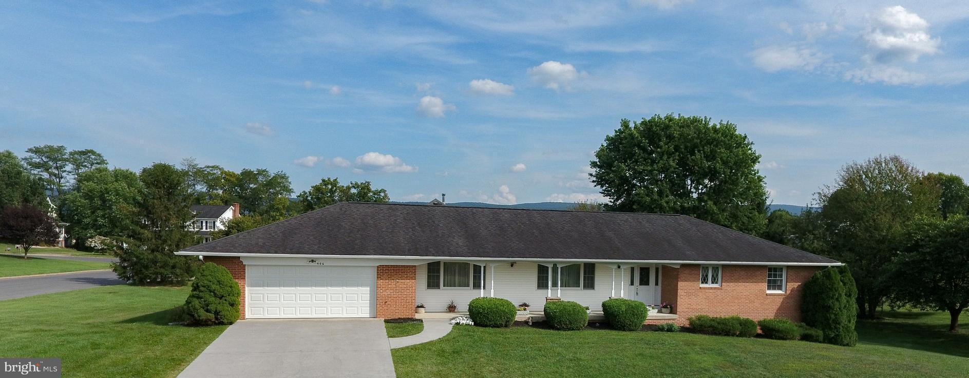 406 EPARD LANE, WOODSTOCK, VA 22664