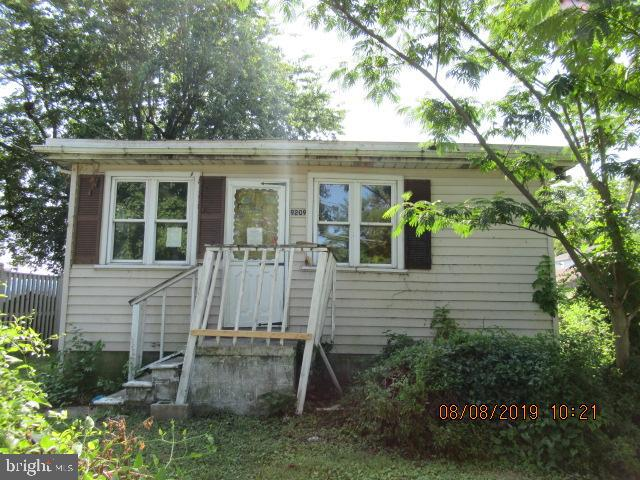 9209 TODD AVENUE, FORT HOWARD, MD 21052