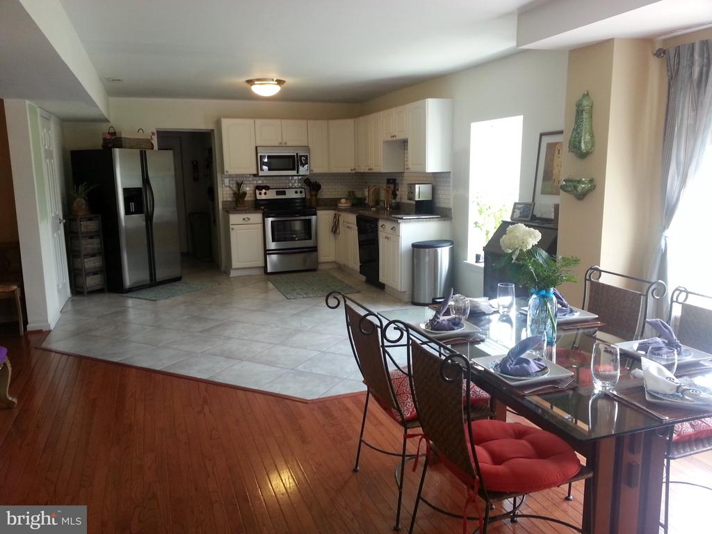 Amazing opportunity to lease a fully updated huge home in Reservoir Hill.  this open floor plan is over 2000 square feet with 2 car parking 2 decks and a front porch.  It is only one block from Druid Lake and has 4 bedrooms and 3 bathrooms with a master suite with its own private balcony.  Come and see today.