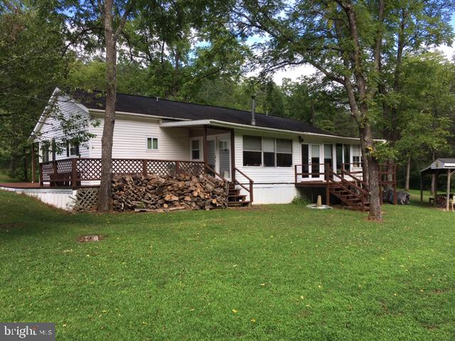545 SMITH ROAD, CLEARVILLE, PA 15535