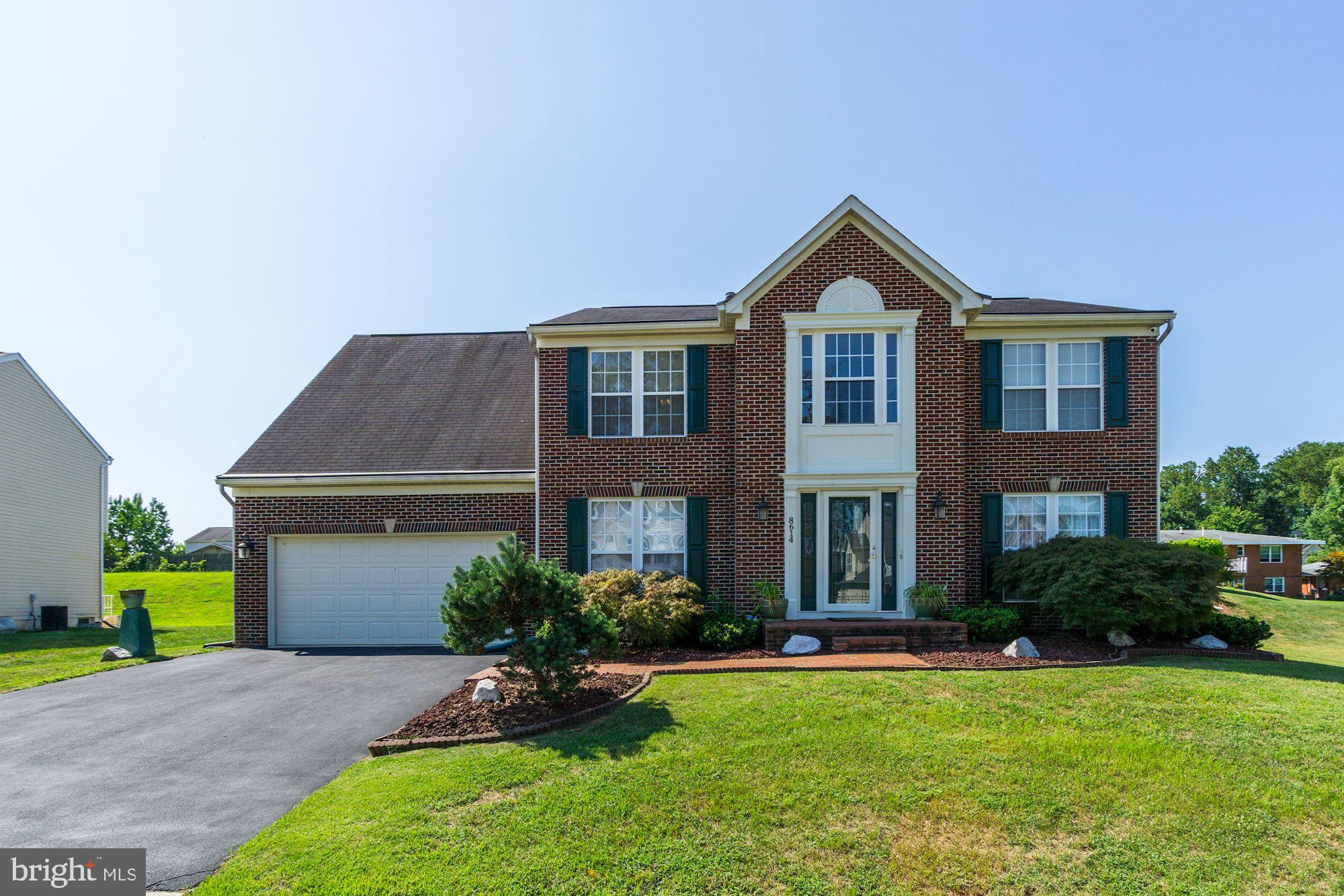 8614 HILLVIEW ROAD, LANDOVER, MD 20785