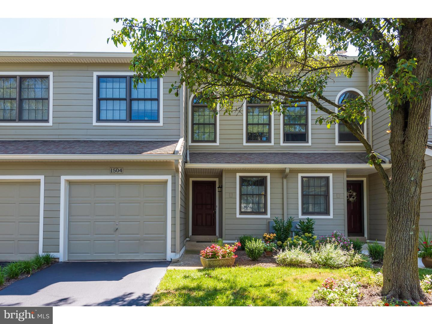 1504 Radcliffe Court Newtown Square, PA 19073