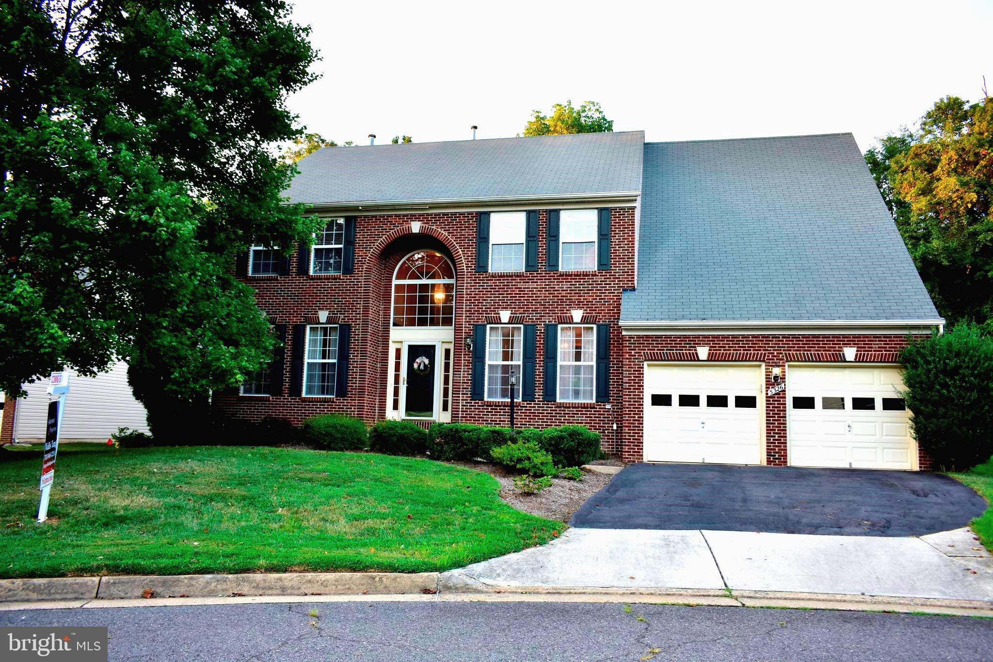 5326 POPLAR VALLEY COURT, CENTREVILLE, VA 20120