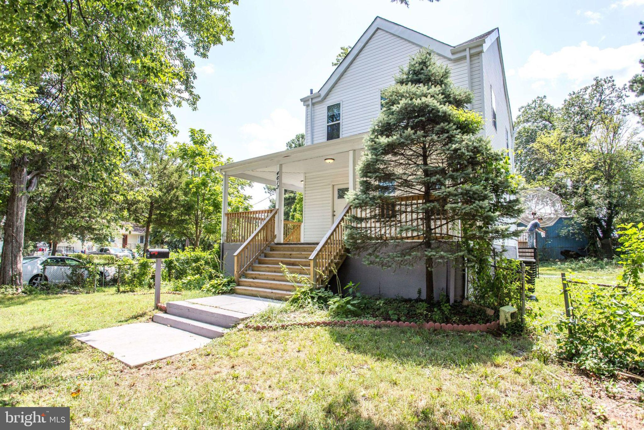 4613 MADISON STREET, RIVERDALE, MD 20737
