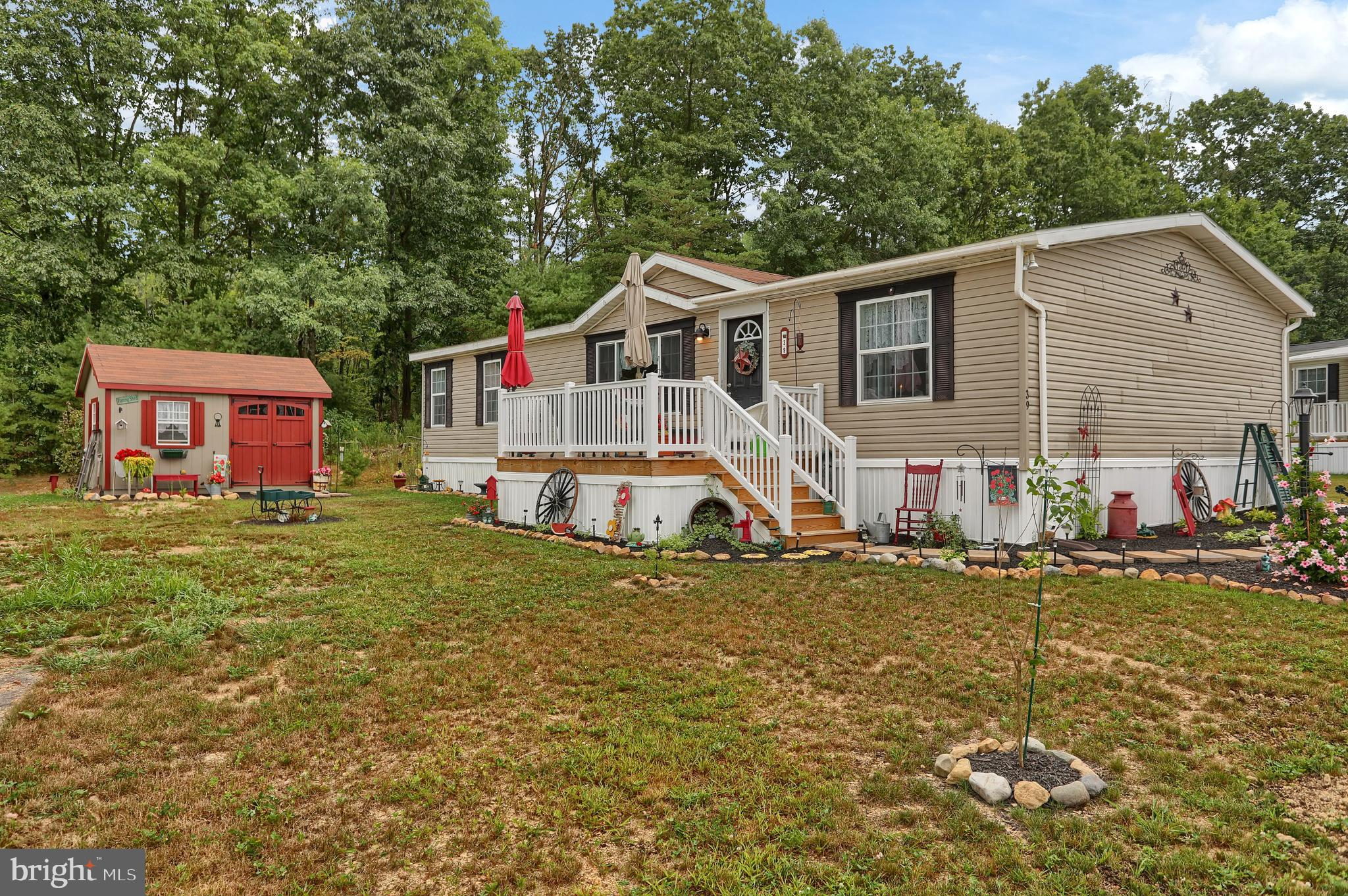 39 MEADOWVIEW DRIVE, NEW BLOOMFIELD, PA 17068