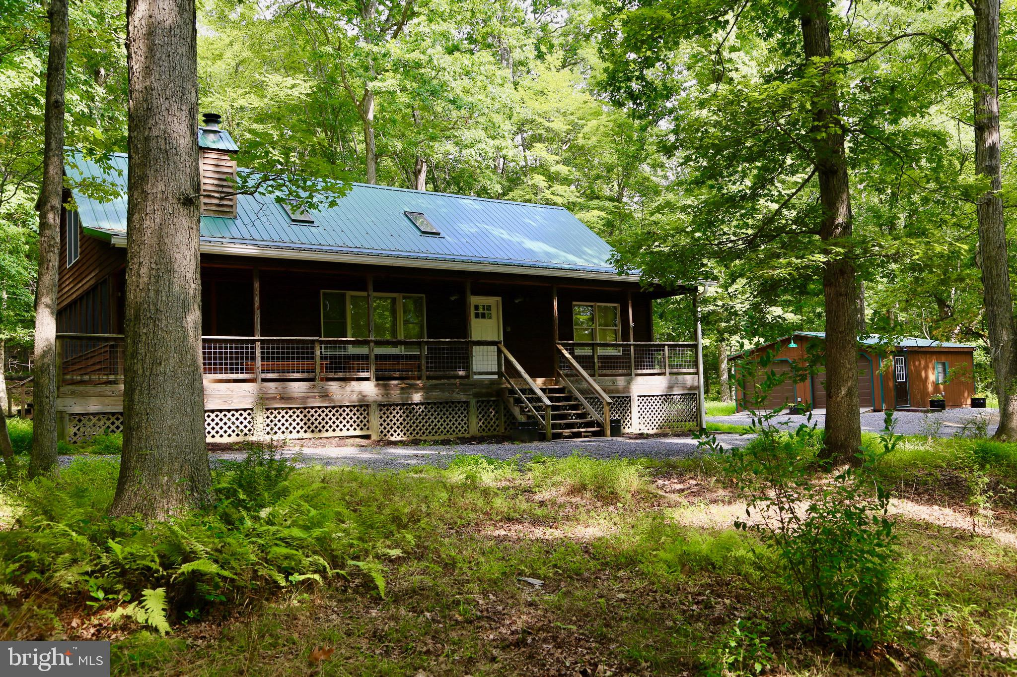 53 WARDEN LAKE AB DRIVE, WARDENSVILLE, WV 26851