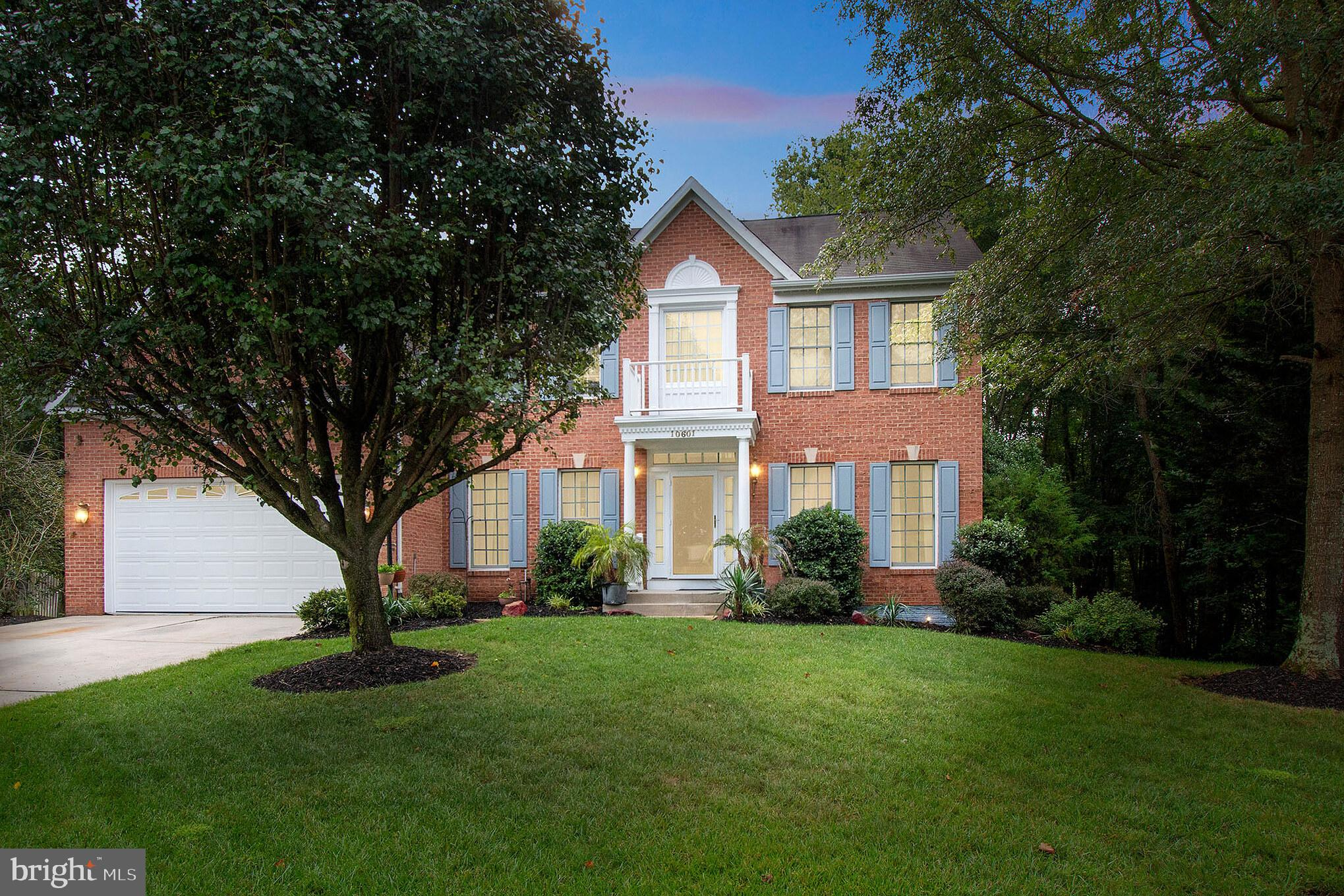 10601 WOOD POINTE COURT, GLENN DALE, MD 20769