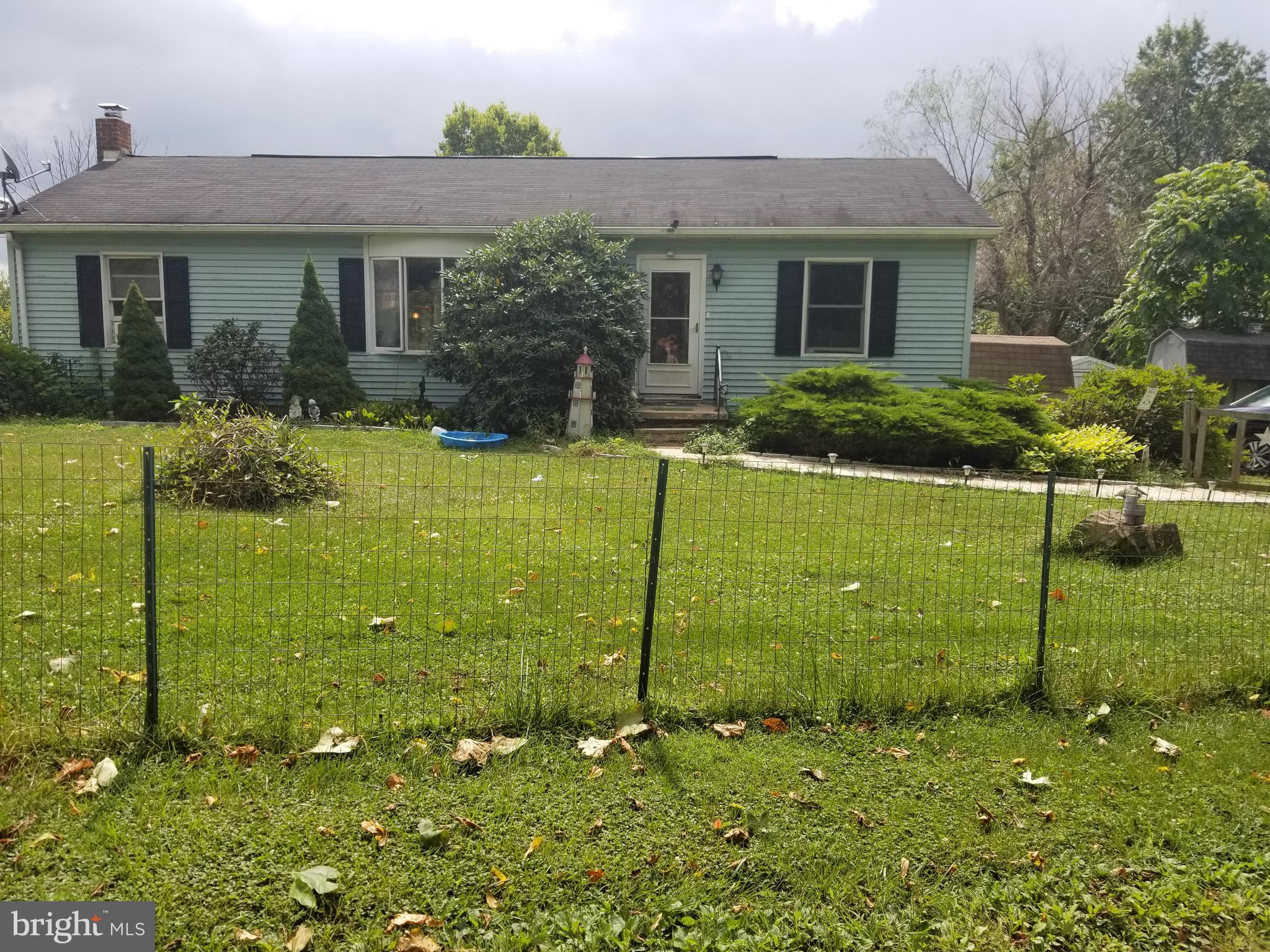 675 YEAGER ROAD, WELLSVILLE, PA 17365