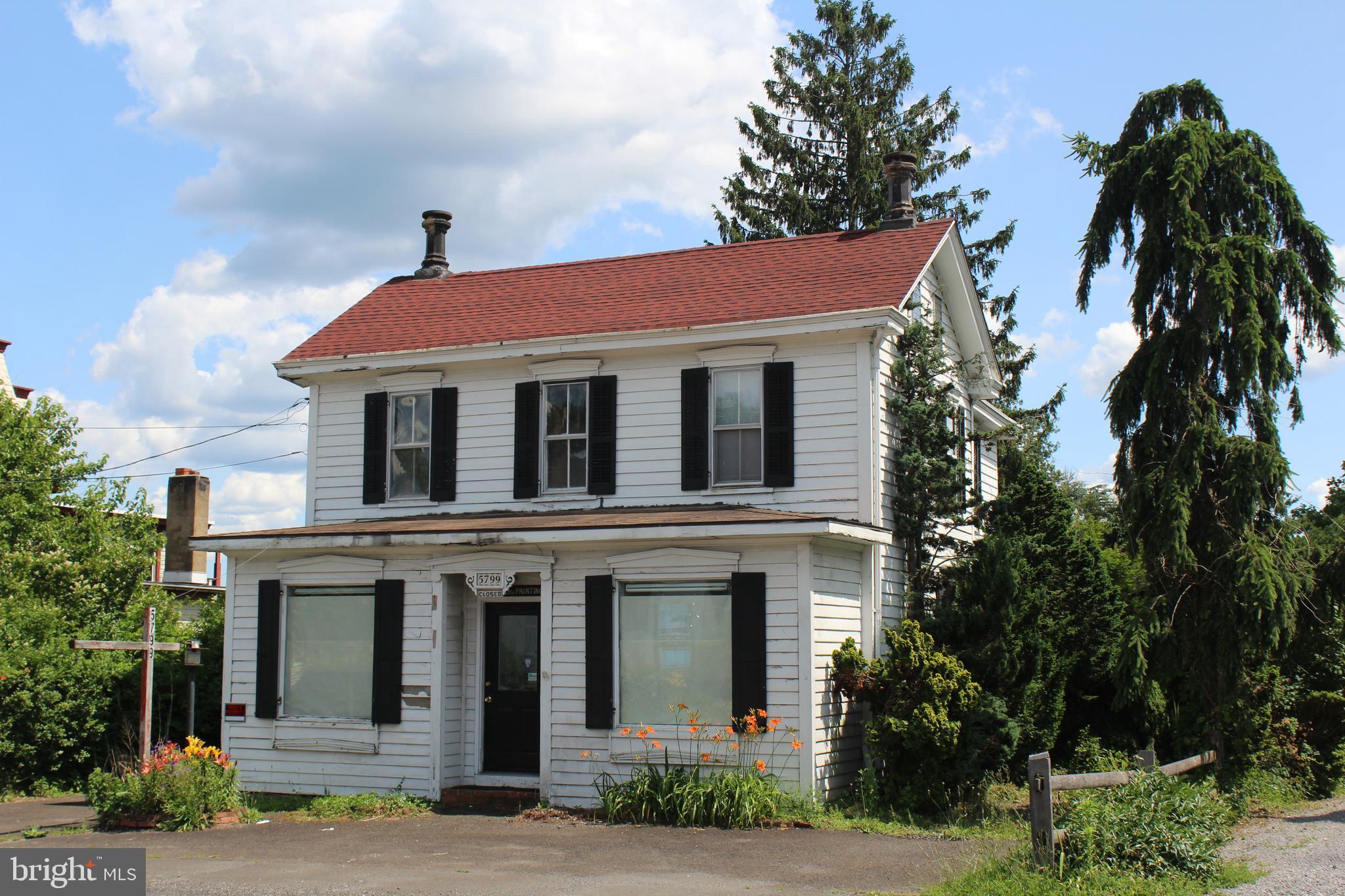 5799 ROUTE 202, LAHASKA, PA 18931