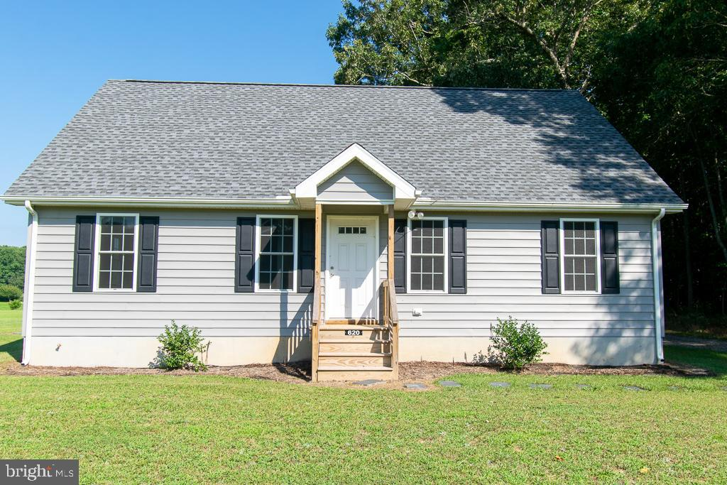 620 OLD GLEBE POINT ROAD, BURGESS, VA 22432