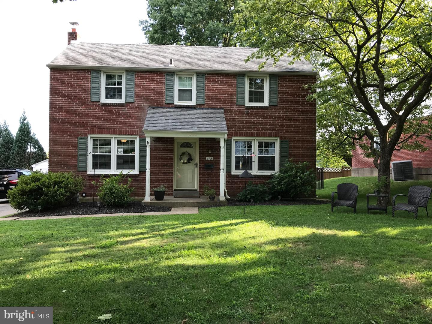 112 Heatherwood Road Havertown, PA 19083