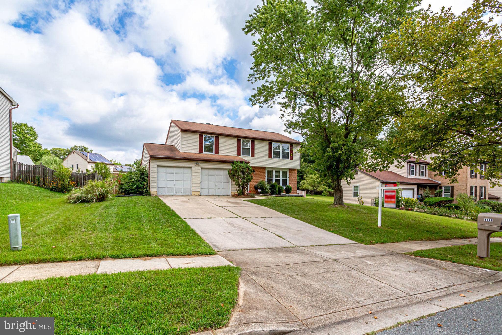 6711 Green Haven Rd, Lanham, MD, 20706