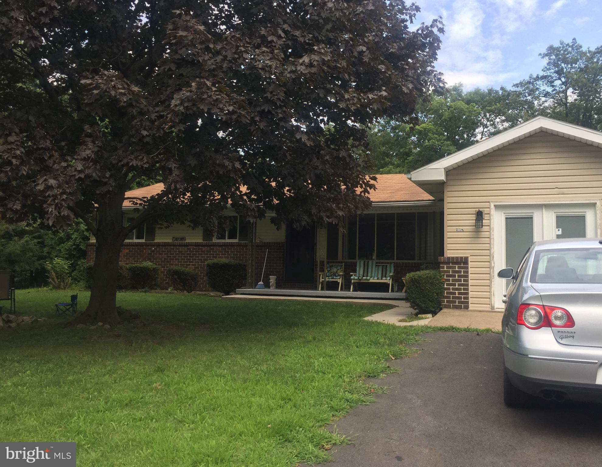 1057 SUMMIT HILL RD, ARISTES, PA 17920