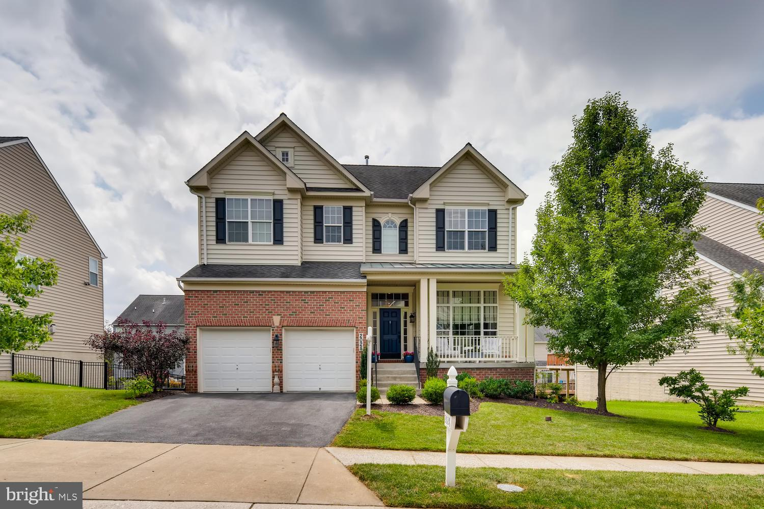 2028 WILLOWCREST CIRCLE, BALTIMORE, MD 21209