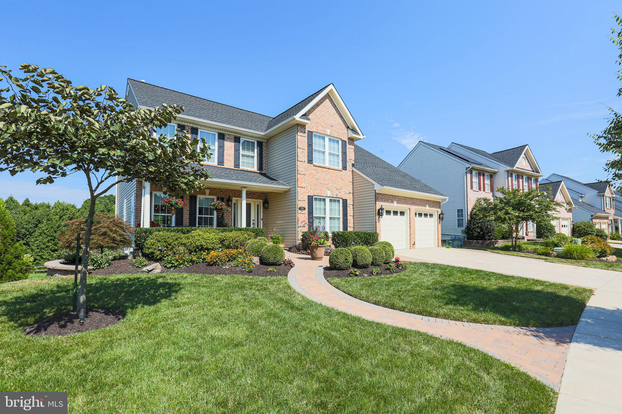 9504 GOOD SPRING DRIVE, PERRY HALL, MD 21128