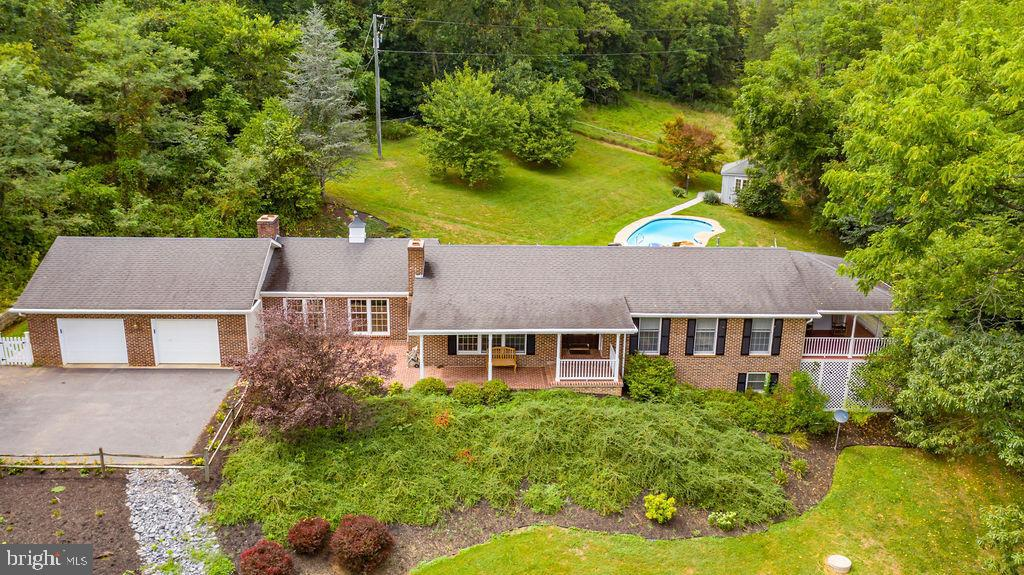 1243 TEA BERRY ROAD, MAURERTOWN, VA 22644