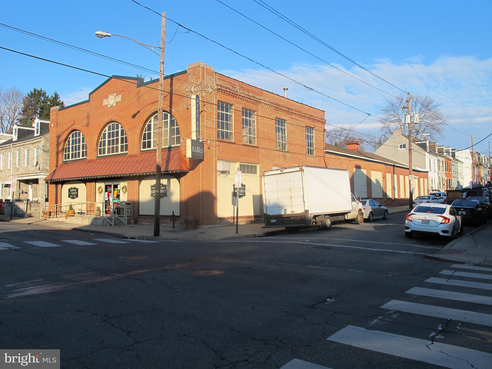 501 W LEMON STREET, LANCASTER, PA 17603