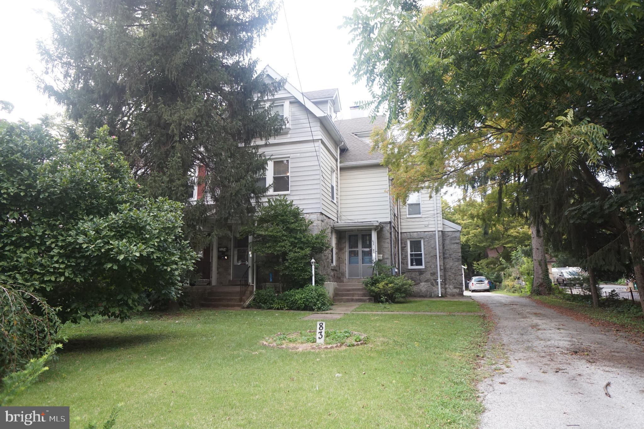83 W BALTIMORE AVENUE, LANSDOWNE, PA 19050