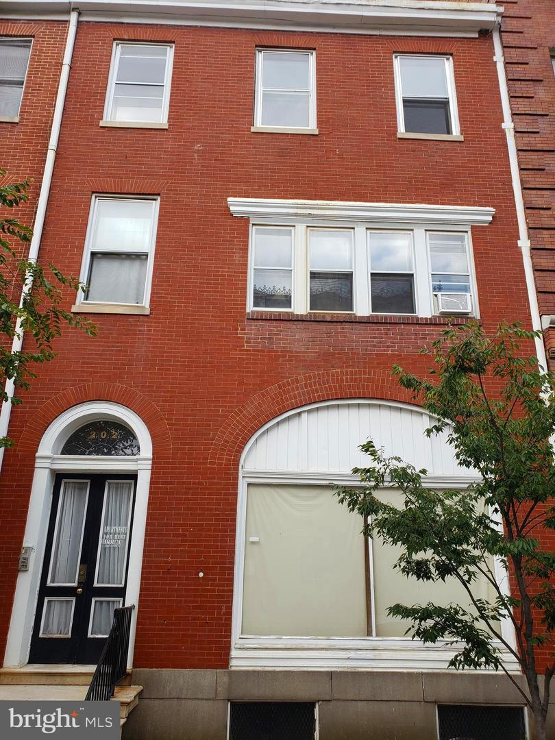 202 W Monument Street Baltimore, MD 21201