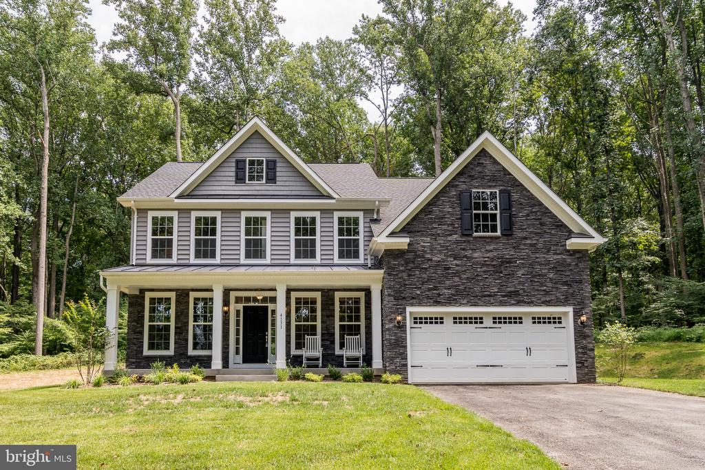 Burkard Homes New Seneca II Plan. Open Floor Plan With Gourmet Kitchen and Huge Family Room Perfect for Entertaining. 2nd Floor Boasts 4 Large Bedrooms and 3 full Baths.One is a Gorgeous Owners Suite. Home comes with Granite, Stainless Steel Appliances and Hardwood.  Beautiful large private wooded homesite in Sagamore Farms area of Baltimore County. Easy commute to Baltimore Beltway or 83 corridor.