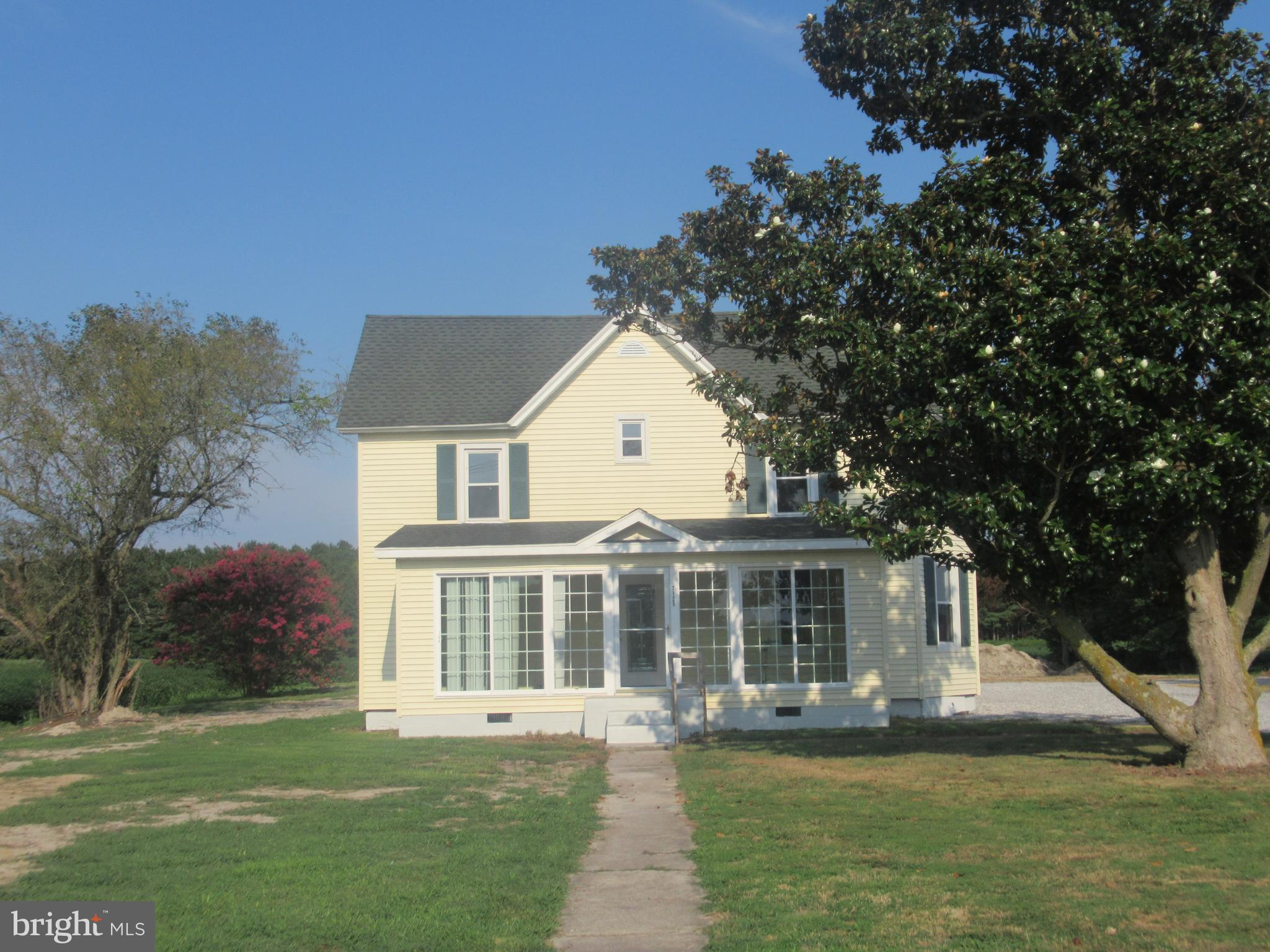 7125 OLD WESTOVER MARION ROAD, WESTOVER, MD 21871