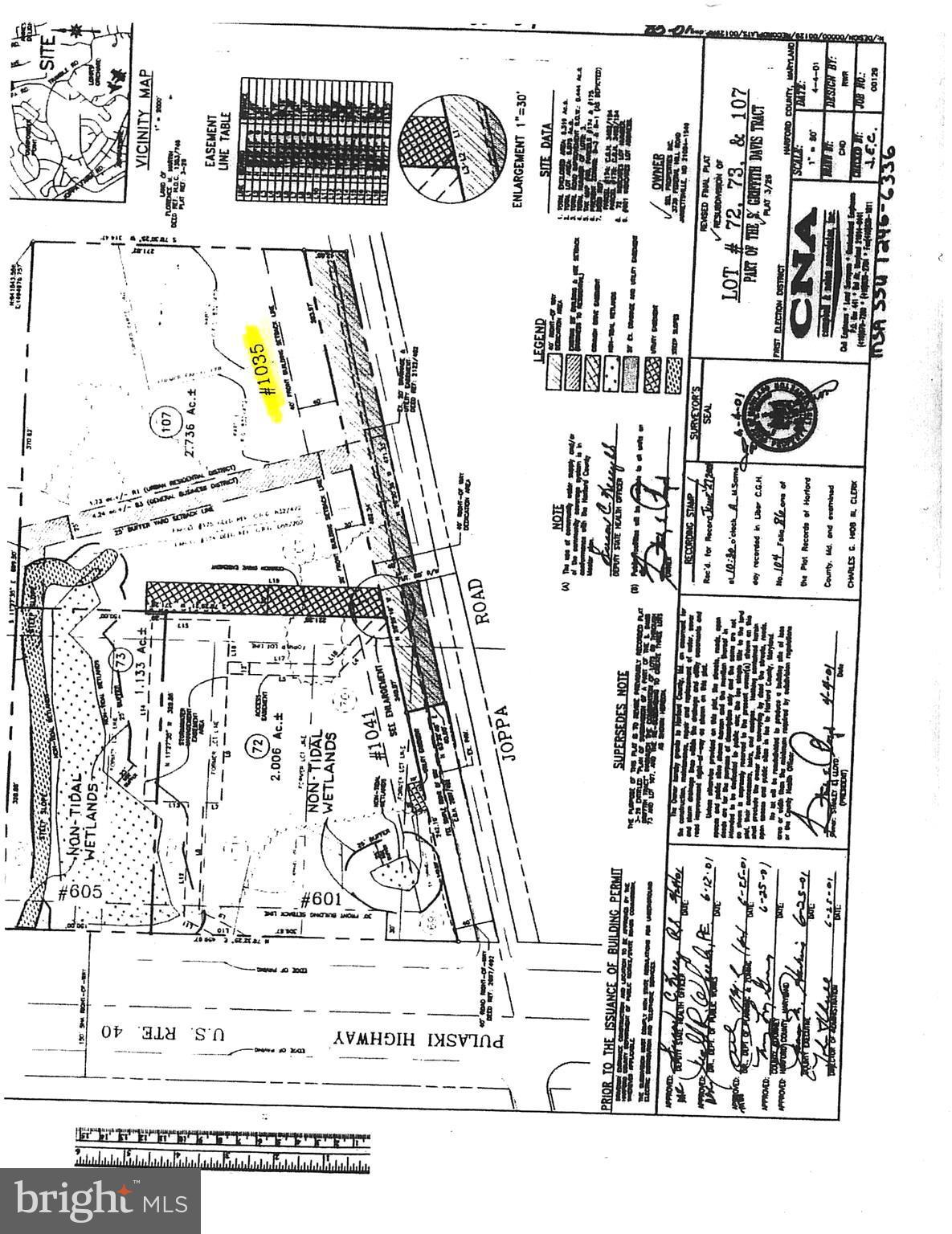1035 JOPPA ROAD, JOPPA, MD 21085