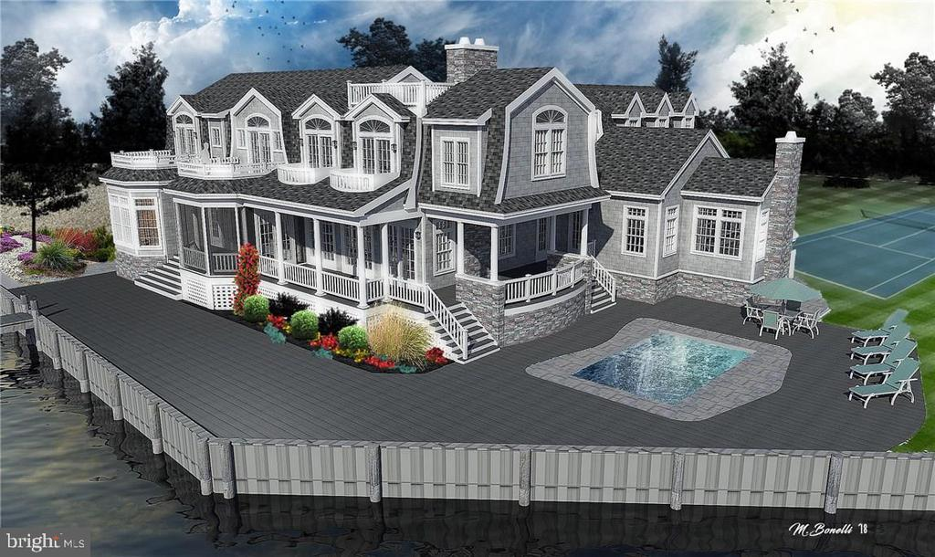 400  LEEWARD *TO BE BUILT* AVENUE, Long Beach Island, New Jersey