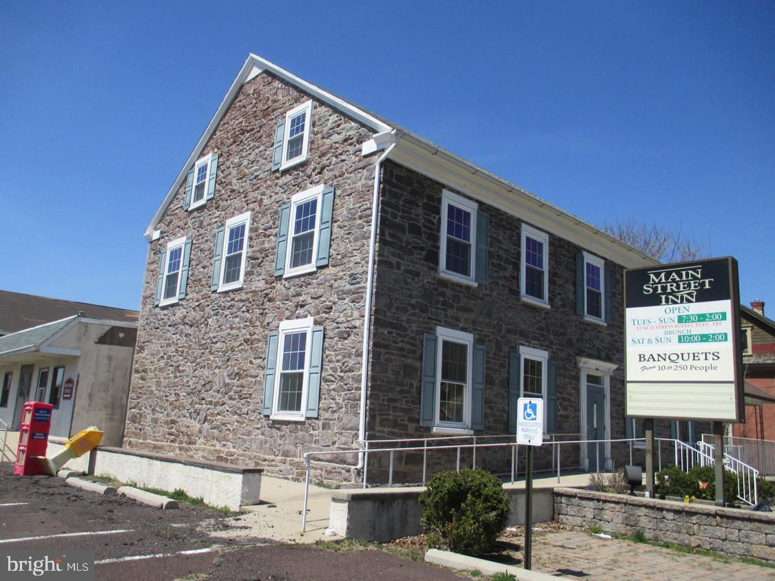 313 MAIN STREET, RED HILL, PA 18076