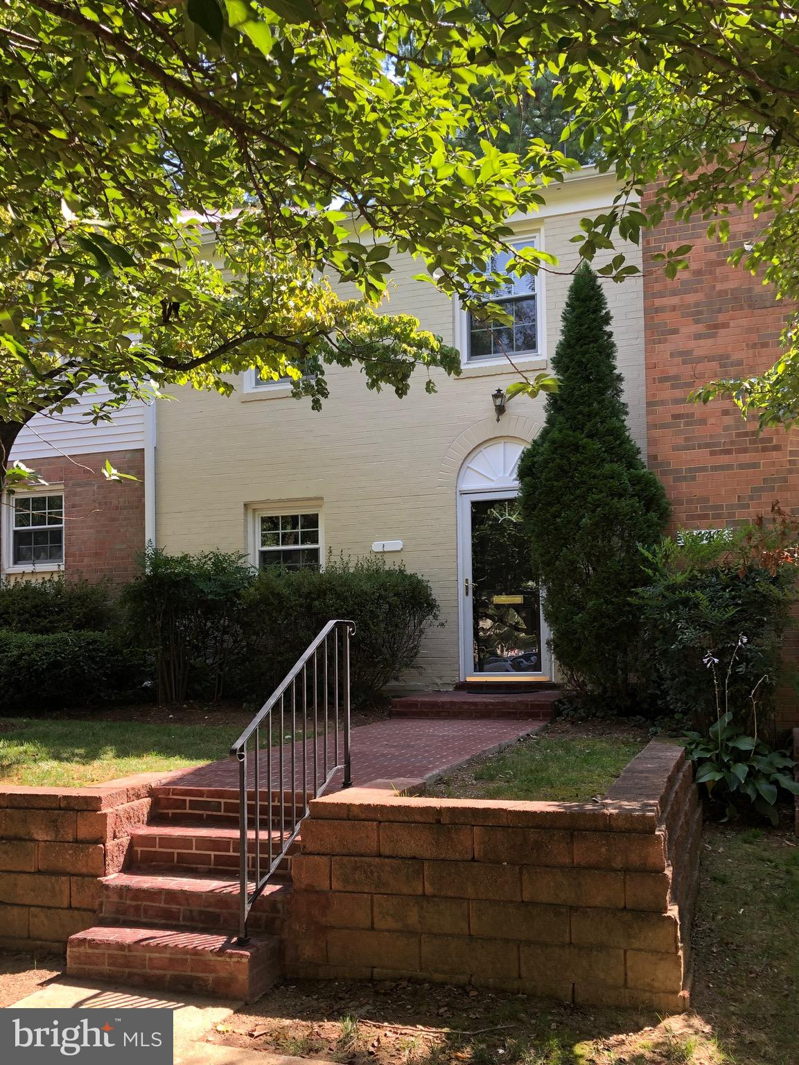 Fully Available Buyer Financing Fell Thru. AS IS ready to move in home centrally located to every commuter route and minutes from Franconia/Springfield blue line Metro station as well as Burke or Springfield Va Railway Express. Condo fees cover from gas heat to exterior and community amenities (Electricity not covered).  One assigned parking space and three guest passes. Newer HVAC and water heater, fresly painted inside and out, as well as professionally cleaned wall to wall carpet.  Don't Miss it!