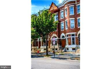 Beautiful, tasteful, COMPLETELY RENOVATED 4 BR Classic Baltimore Three Story Townhome.  Enjoy Central Baltimore Convenience.  CHAP RE Tax credit freezes your property tax bill under $500/yr for the NEXT 10 YEARS !!  Consider the nearly 50 Incentives and Grants to assist in your purchase including the $10,000 V2V grant WHICH APPLIES to this home.  Note.  Pictures represent a likeness of the finishes upon completion of the renovation.  Still time to make selections by the buyer.Renters paying over $1200 NEED TO INQUIRE !!
