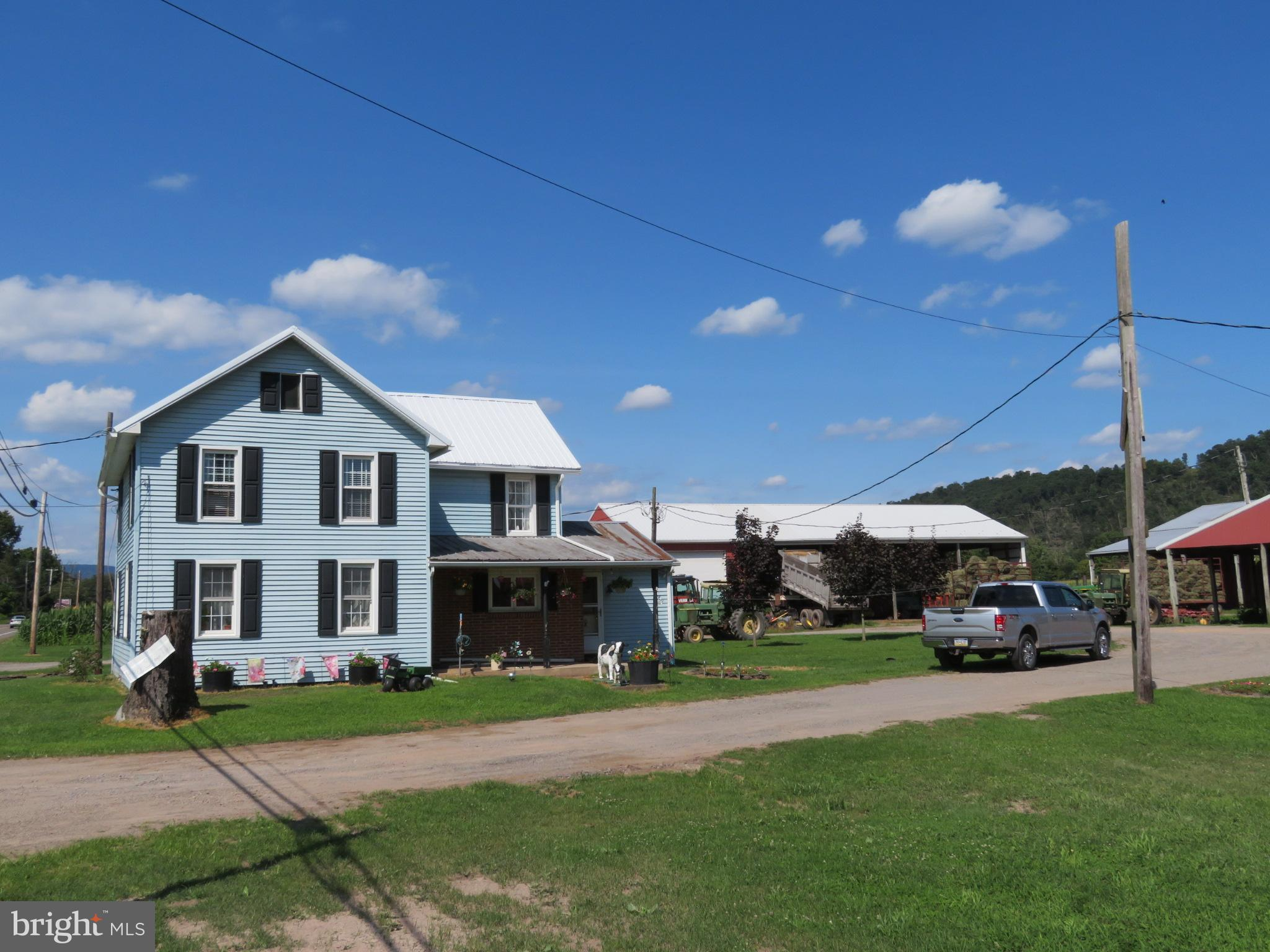 4502 Red Rock Rd, Benton, PA, 17814