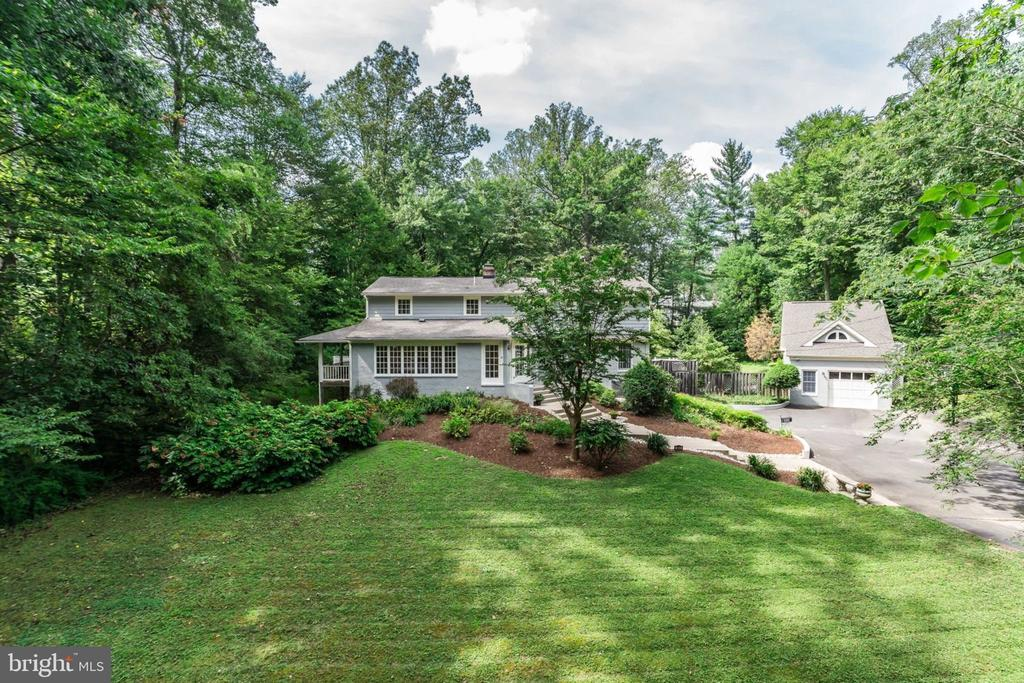 One of Falls Church 5 Bedroom Homes for Sale at 6655  VAN WINKLE DRIVE