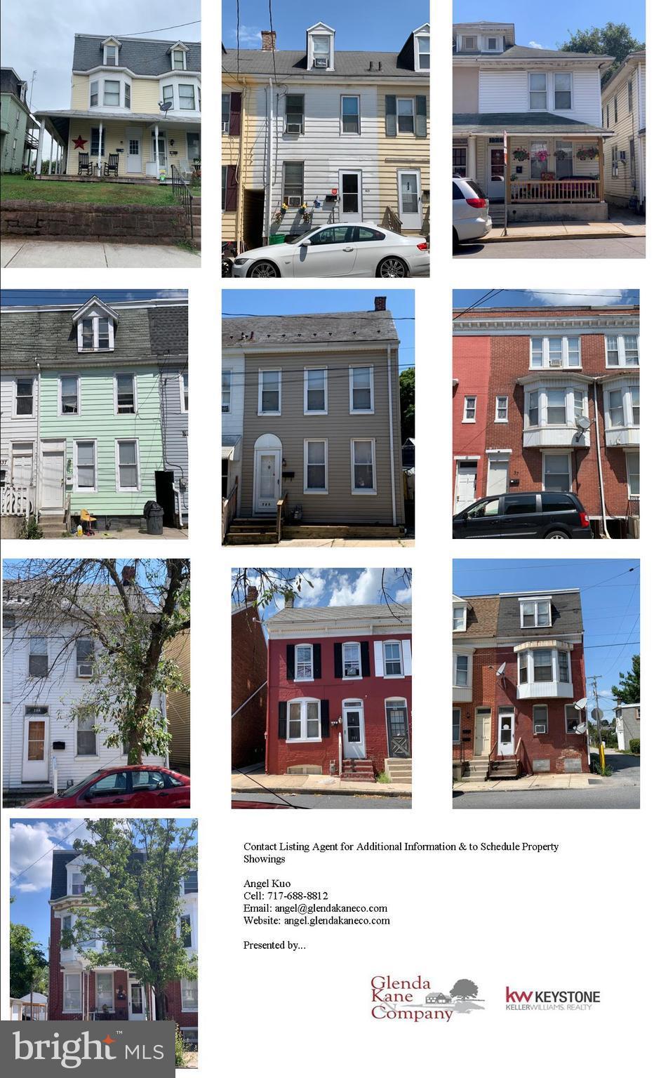 10 Property Portfolio, York, PA 17401