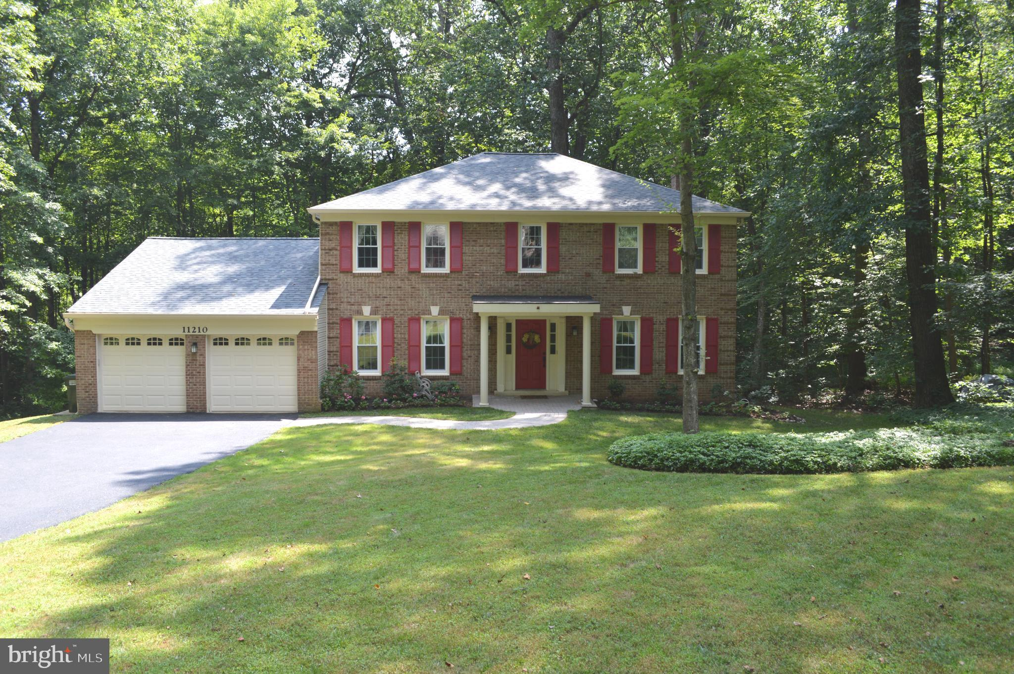 Stunning Brick Front Colonial featuring 5 bedrooms, 3 updated/renovated full bathrooms and 1 half bathroom, sitting on over 1.2 acres in sought after Fairfax Station.  Too many upgrades to list, please see documents section for property features and upgrades.  Owner is Broker/Agent.