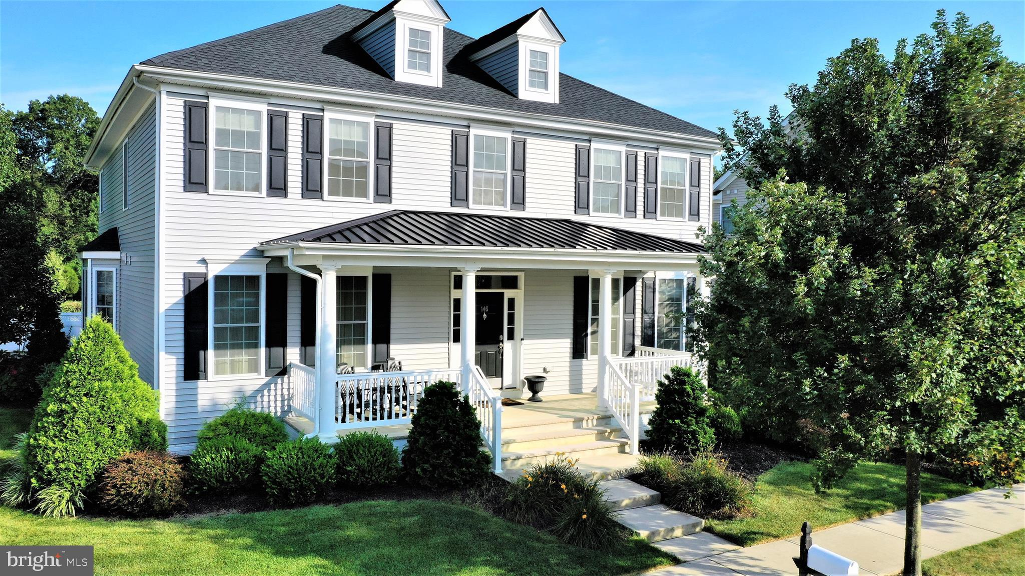 146 PRESERVATION BOULEVARD, CHESTERFIELD, NJ 08515