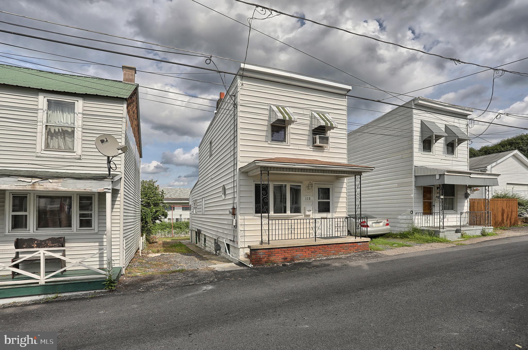115 S PLUM STREET, MOUNT CARMEL, PA 17851