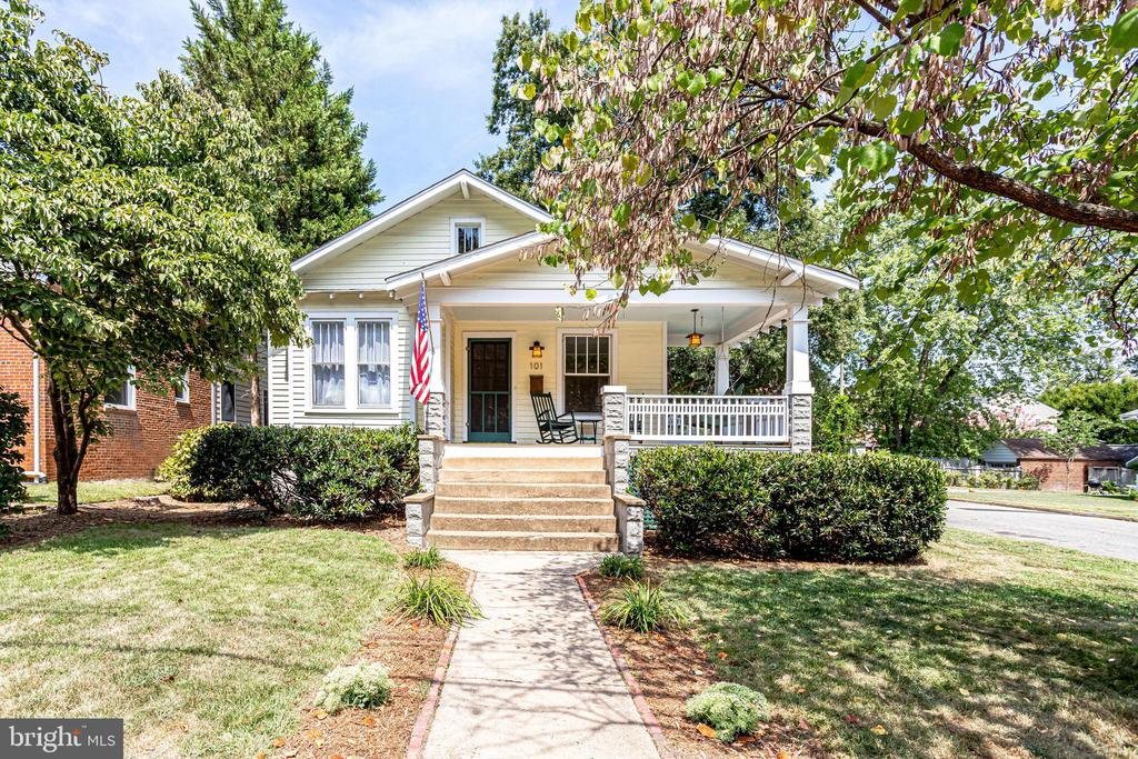 101 W BELLEFONTE AVENUE 22301 - One of Alexandria Homes for Sale