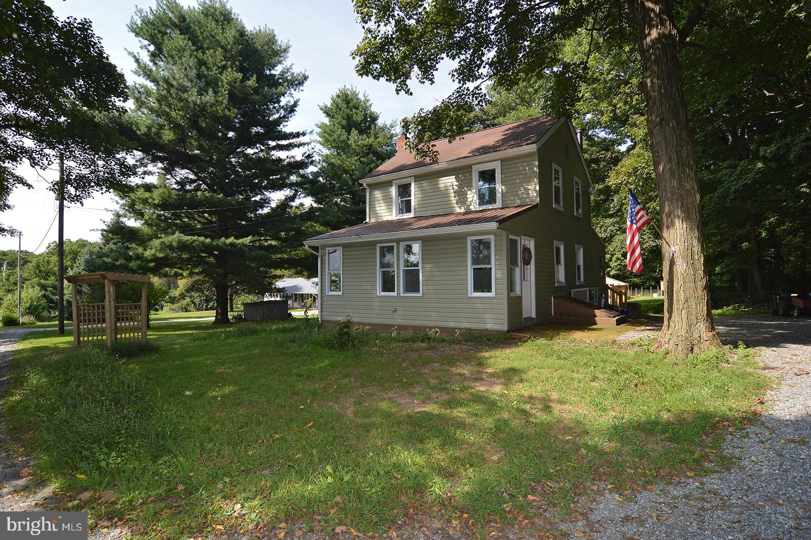 74 ROUND BARN ROAD, NEWMANSTOWN, PA 17073