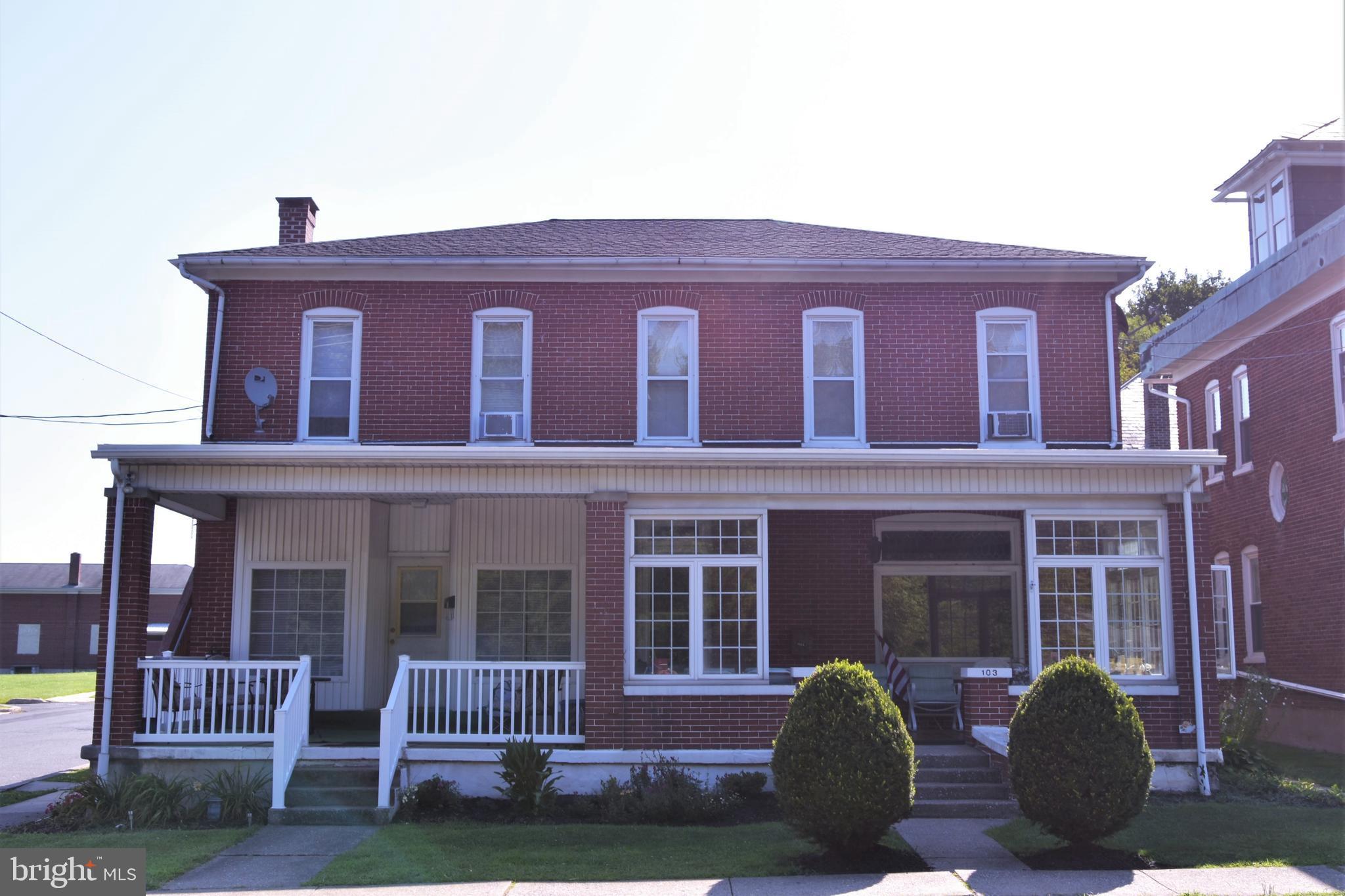 101 103 S HOME AVENUE SE, TOPTON, PA 19562