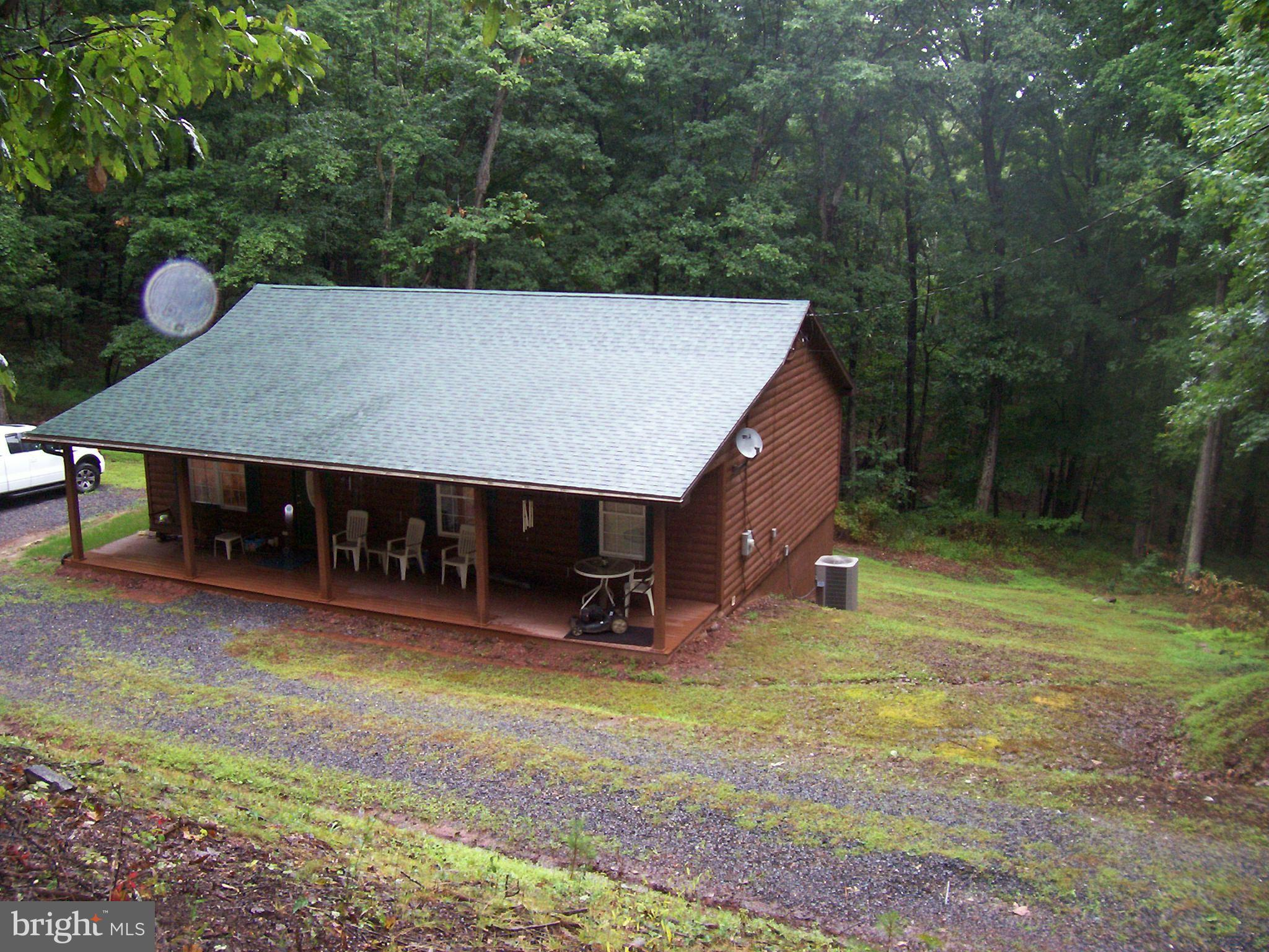 876 DEER RUN ROAD, BAKER, WV 26801