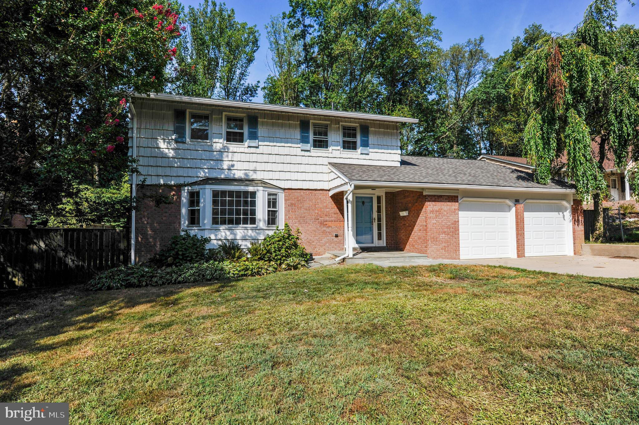 Spacious 3 level colonial on 1/3 acre lot with pool and fenced back yard in sought after Cardinal Forest/West Springfield HS pyramid.  Home features large gourmet kitchen with stainless appliances, plenty of cabinet storage, tv and granite counters; kitchen with sliding glass door to deck is open to family room with fireplace and french doors to patio; lots of natural light;  Formal living room and dining room  feature solid hardwood floors. Large fenced backyard with plenty of green space in addition to pool, deck and patio.  Poolside Patio designed for an outdoor kitchen with natural gas grill hook up and both hot and cold water.  Bright upper level has  four  bedrooms with solid hardwood floors including the Master suite.  Full finished basement with back yard access features a bedroom and full bath, hobby room, huge laundry room with storage, and  party/game room with great storage and gorgeous wet bar area with large TV, beverage fridge and dishwasher for easy entertaining.  Newer chimney,  fence, new Hot Water Heater and pool vacuum.  Walk to Carrleigh Parkway Park and Lake Accotink trail access. Convenient to schools, VRE station, shopping including Whole Foods and more!