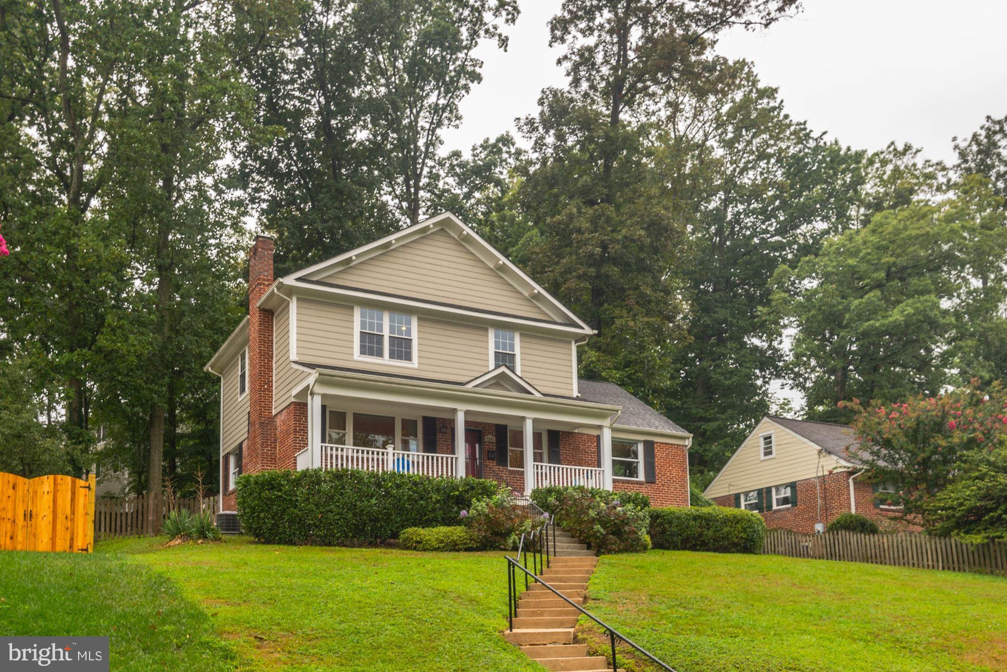 7301 WOODLEY PLACE, FALLS CHURCH, VA 22046