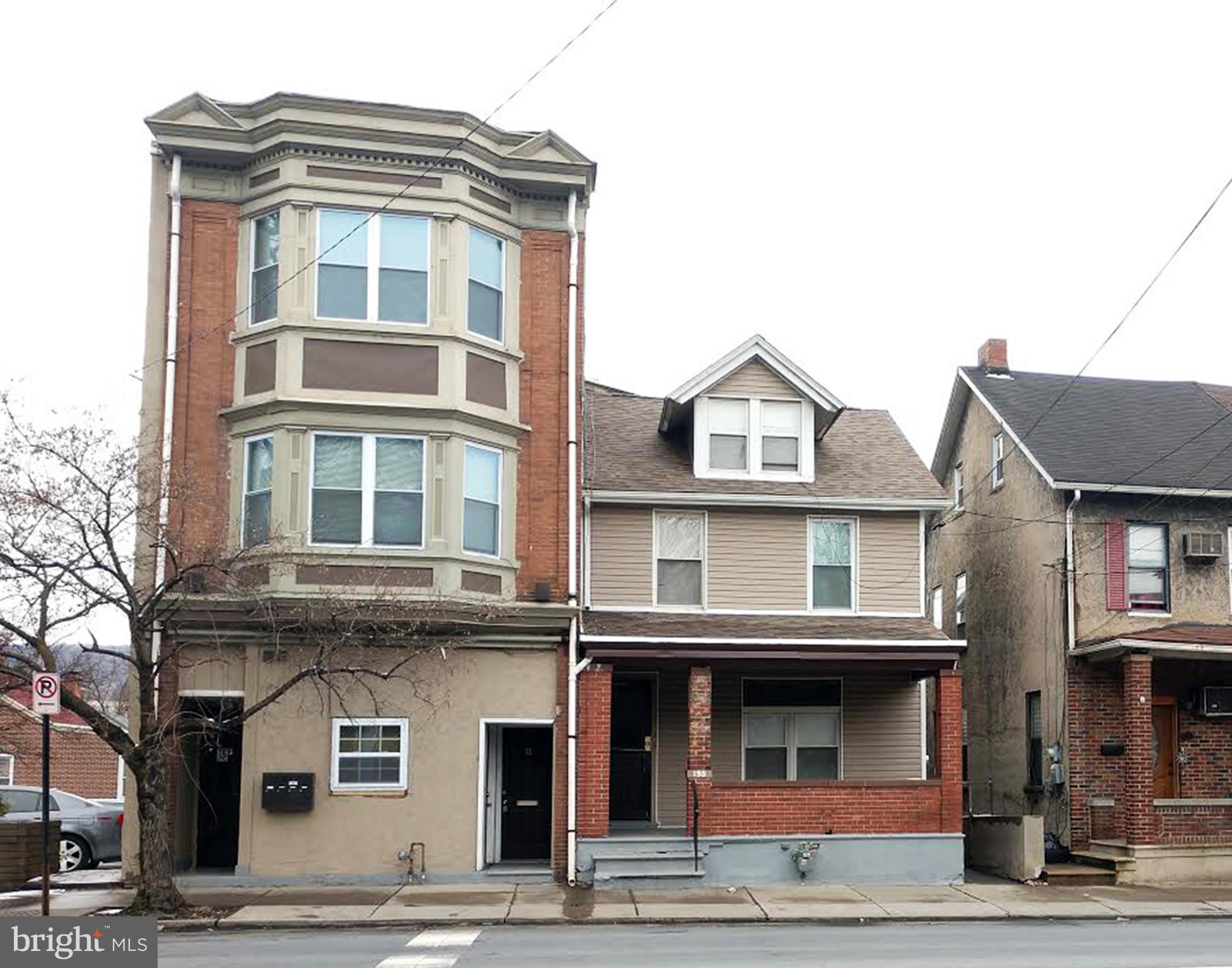 154, 150-152, 146 HAMILTON STREET E, ALLENTOWN, PA 18109