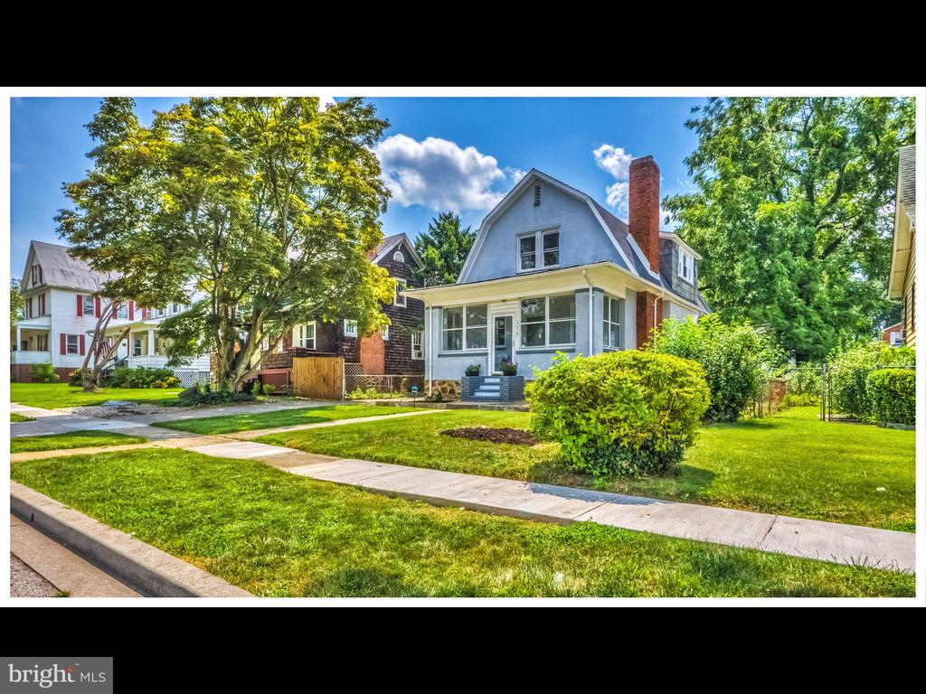 Make this stylish renovation your new home and be the envy of your friends and neighbors! Attention to detail and unique design features set this home apart from the rest. Not your cookie cutter renovation. Open concept floor plan, with nice sized, sun filled rooms. Beautifully renovated kitchen with SS appliances, granite countertops and custom cabinets. Coretech luxury vinyl, water proof flooring in kitchen, original, refinished hardwood pine flooring throughout the main floor and upstairs. Main floor laundry room and huge pantry off kitchen make this floor plan convenient and functional for today~s busy family. Finished basement with separate bath. Turn into ~man cave~ or use as in-law suite/apartment. Private back yard with deck and stone patio, ideal for summer entertaining! Large driveway with parking for 3 cars plus extra parking in 2 car detached garage.