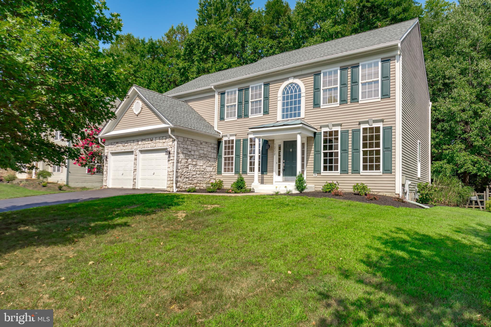 1202 SADDLEBACK WAY, BEL AIR, MD 21014