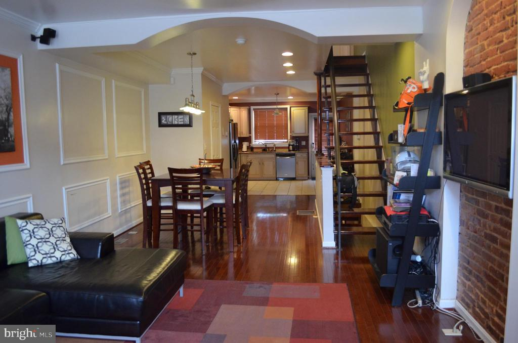Available Immediately. Large 3 bed 3.5 bath townhome in Patterson Park-Highlandtown. Open first floor layout, PARKING PAD, each room with own large bathroom. Perfect rental for roommates or as a couple. Pets on a case by case basis. Contact today for a private showing!