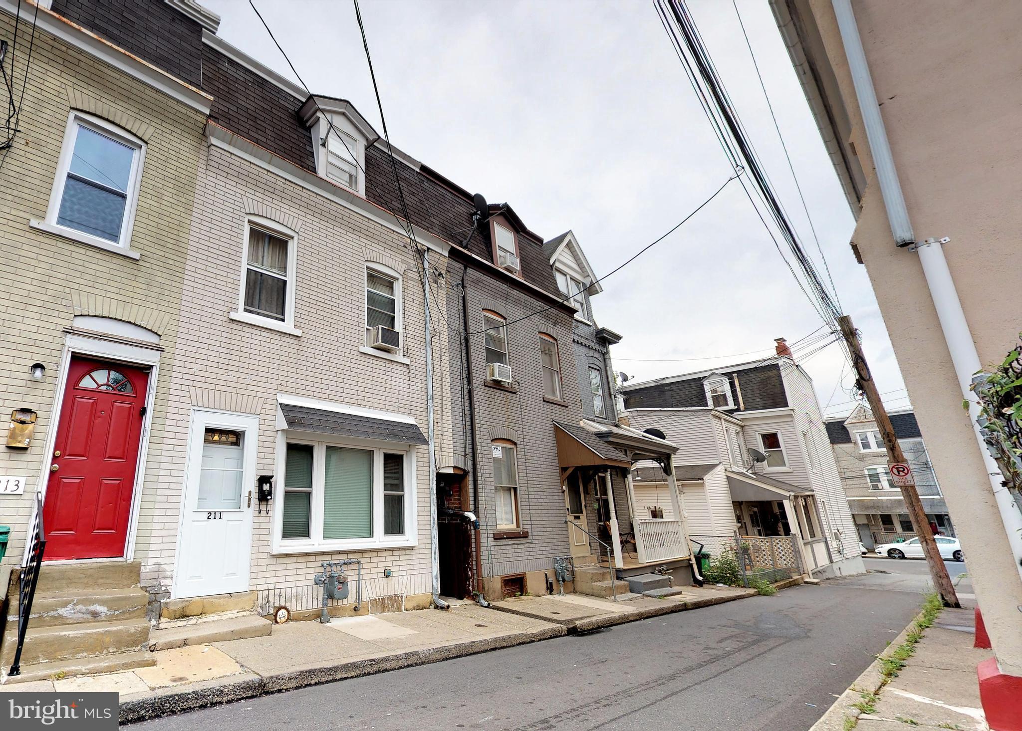 211 GRANT STREET, ALLENTOWN, PA 18102