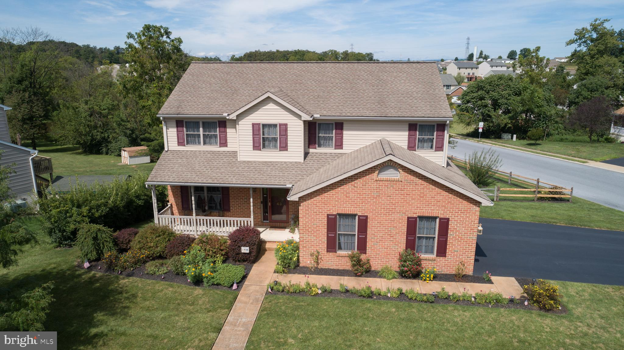 43 FIREFLY DRIVE, MYERSTOWN, PA 17067